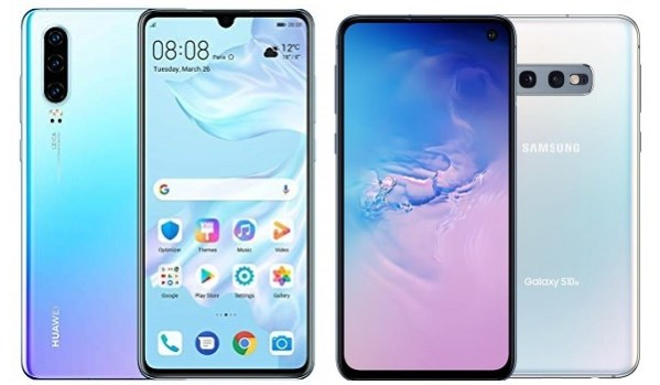 Huawei P30 vs Samsung Galaxy S10e comparison review