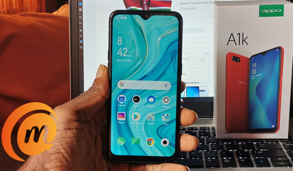 OPPO A1k review 9