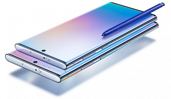 Samsung Galaxy Note 10 and Note10 Plus