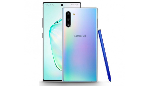 Samsung Galaxy Note 10 and Note10 Plus (Android 9 super smartphones) 5
