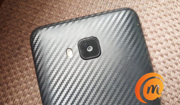 iTel a14 rear camera with flash