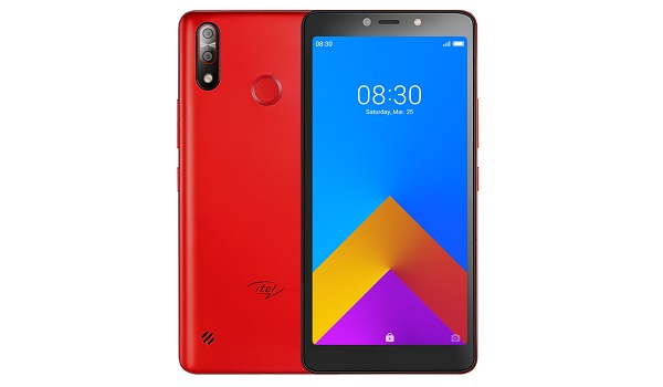 itel a55 red