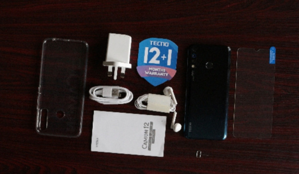 Camon 12 review