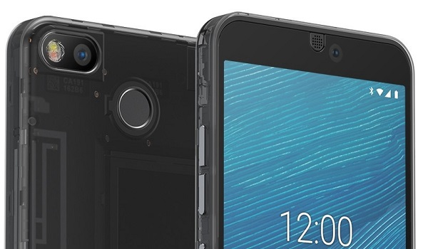 Fairphone 3 cameras