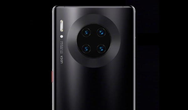 Huawei Mate 30 rear camera