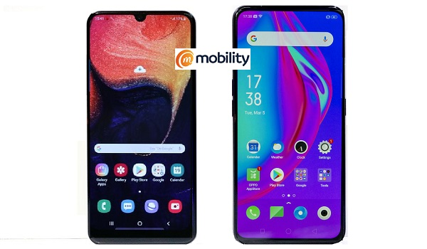 Samsung Galaxy A70 vs OPPO F11 Pro comparison review