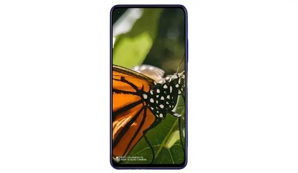 UMIDIGI F2 phone
