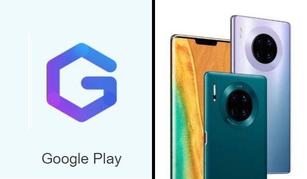 how to get google play services on huawei mate 30 pro