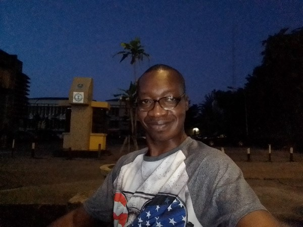 itel-S15-pro-selfie-camera-at-Dusk