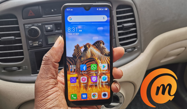 itel s15 pro review - homescreen mobility arena