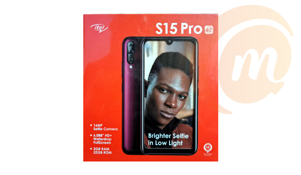 itel s15 pro unboxing at mobility arena