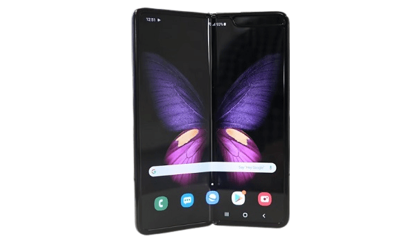 New improved Samsung Galaxy Fold hands-on video