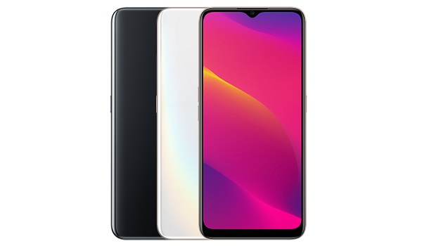 oppo a5 2020 two colours