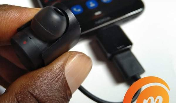 Nokia 6.2 charging Bluetooth earbud