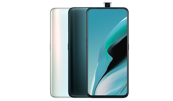 oppo reno2 f colours