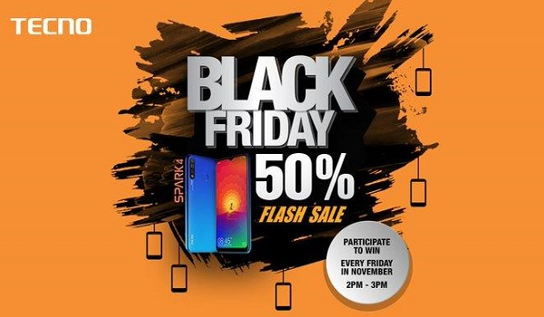 tecno's black friday offer