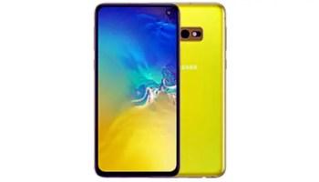 Samsung Galaxy S10 Lite specs