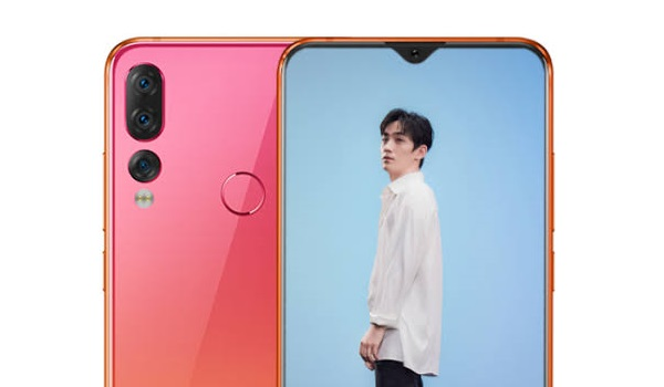 lenovo z5s front and rear cameras