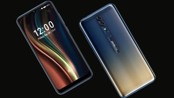 Coolpad's first 5G phone