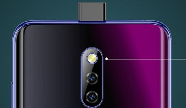 OLLA Note 3 rear camera