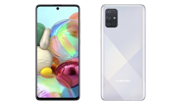 Samsung Galaxy A71 full phone specifications