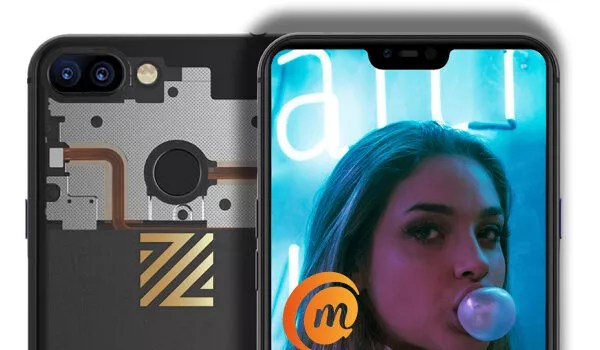 ZmBIZI Smartphone phone top
