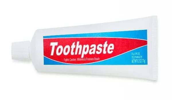 Use toothpaste to remove scratches from a phone screen