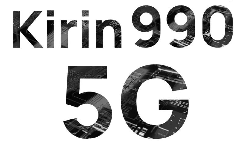 Huawei Mate Xs kirin 990 5g - Kirin chipsets