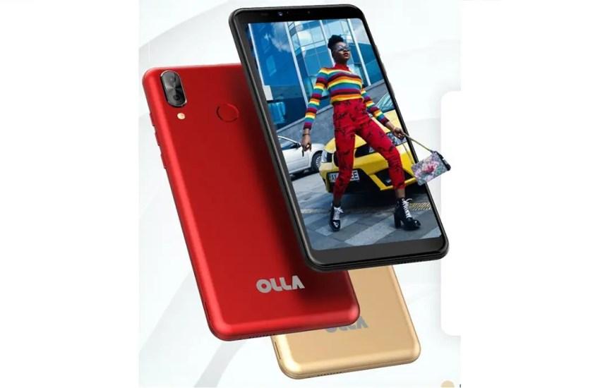 OLLA M8 Plus specs