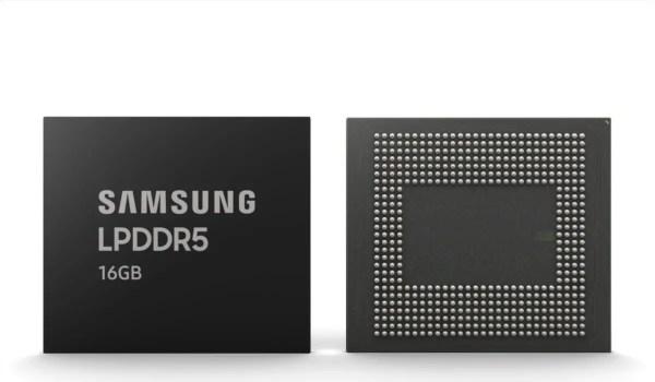 samsung 16GB chipsets