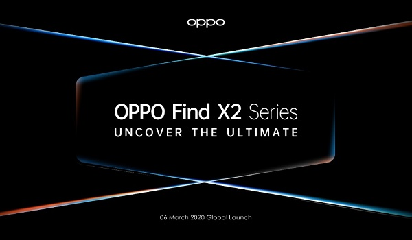 Find X2 series launch event