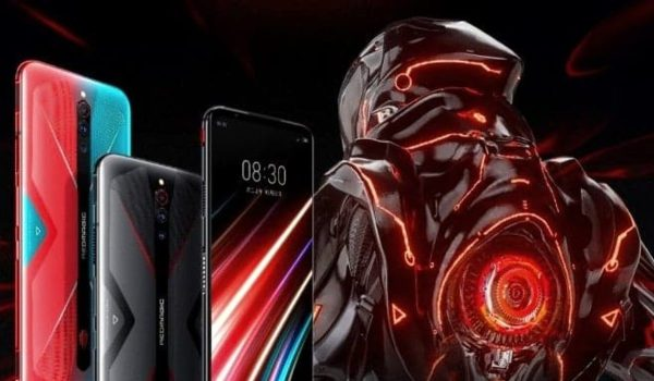 Red Magic 5G from Nubia