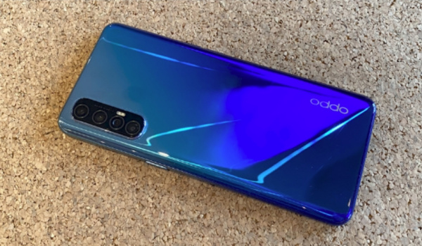 OPPO Reno3 pro rear quad camera