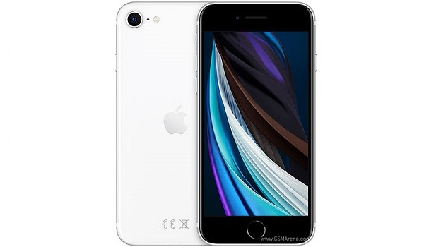 Apple iPhone SE (2020) white