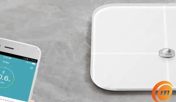 Huawei Mirror Smart Scale or Huawei Body Fat Scale
