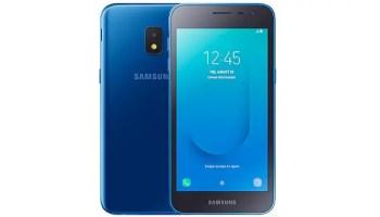 Samsung Galaxy J2 Core 2020 Blue