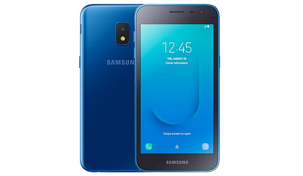 Samsung Galaxy J2 Core 2020 Blue