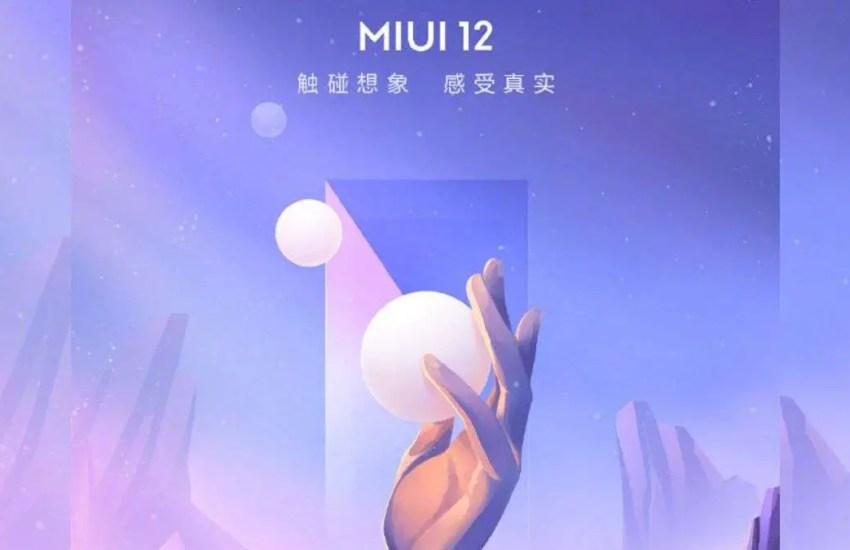 Xiaomi Launch new MIUI