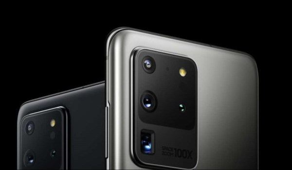 samsung galaxy s20 rear camera