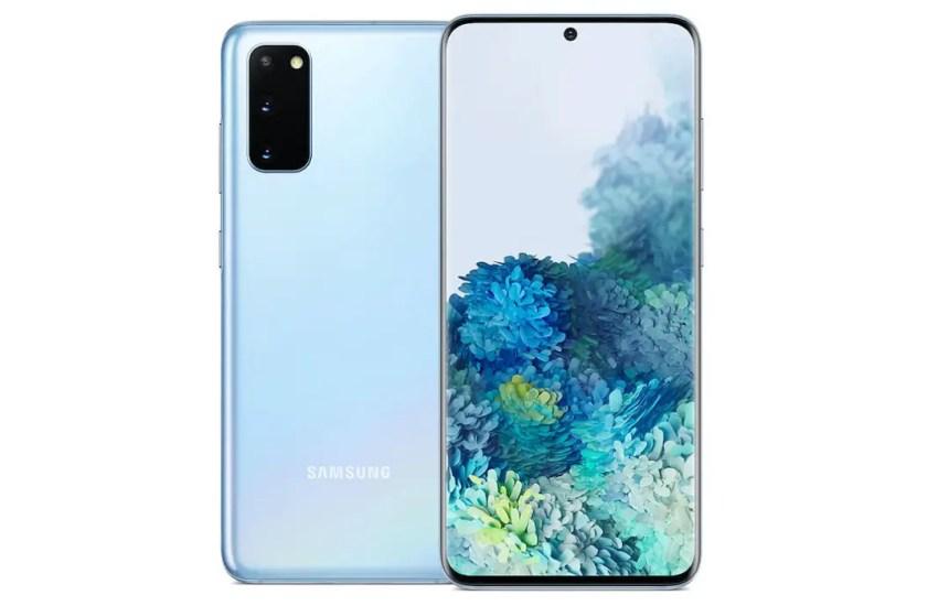 Samsung Galaxy Note 20 vs Samsung Galaxy S20