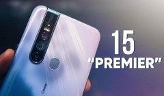 tecno camon 15 premier 64mp quad camera