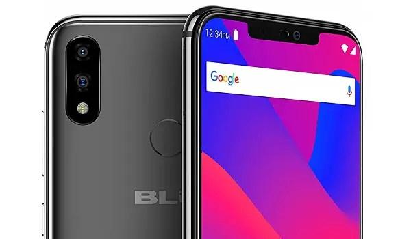 BLU Vivo XI Plus smartphone cameras