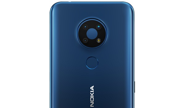 Nokia C5 Endi rear camera