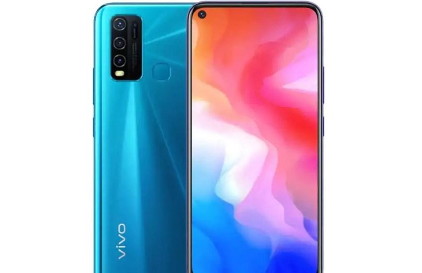 Vivo Y30 Launched