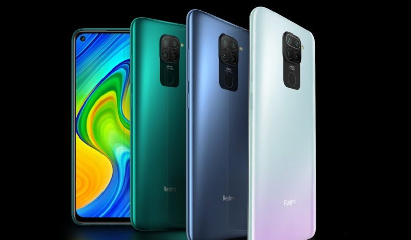 Redmi Note 9 Launched