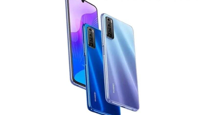 Huawei Enjoy 20 Pro Launched