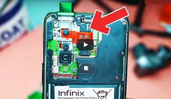 Infinix s5 pro camera teardown mobility arena