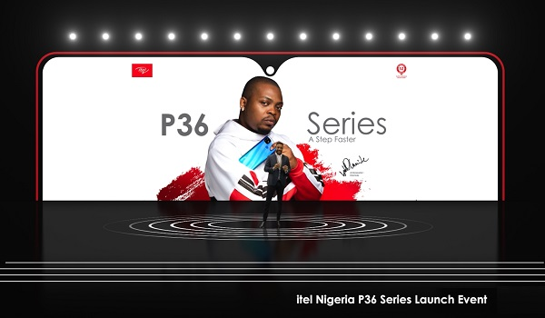 itel p36 series launch event