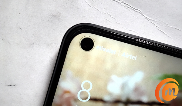 oppo A92 dot display