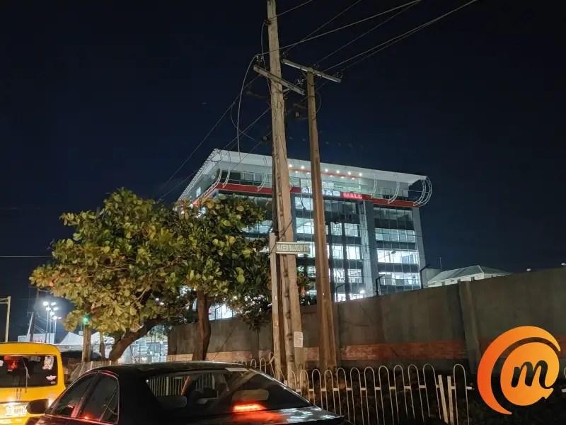 oppo A92 night photo in night mode